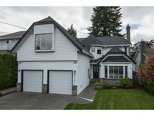 Main Photo: 6731 LINDEN Ave in Burnaby South: Highgate Home for sale ()  : MLS®# V1011556