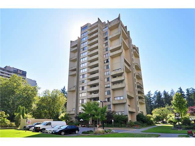 "Main Photo: 1202 4105 MAYWOOD Street in Burnaby: Metrotown Condo for sale in ""TIMES SQUARE"" (Burnaby South)  : MLS®# V1023881"