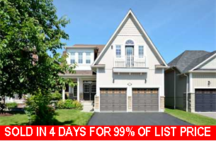 Main Photo: 5 Rockland Blvd. in Brooklin: Freehold for sale