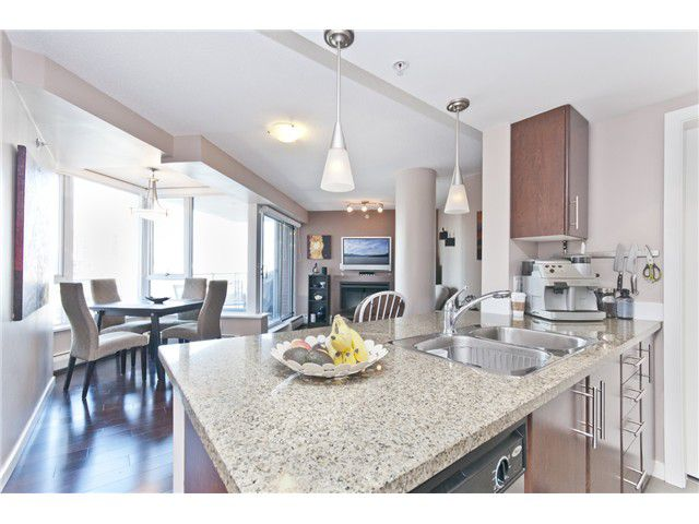 Main Photo: # 1506 58 KEEFER PL in Vancouver: Downtown VW Condo for sale (Vancouver West)  : MLS®# V1043040