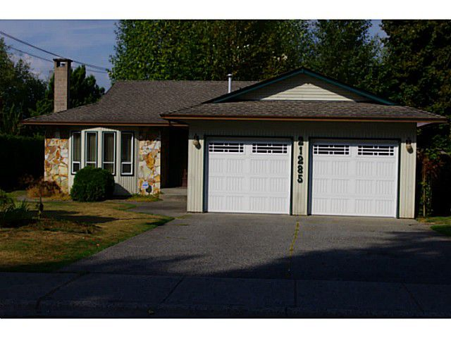 Main Photo: 21285 THORNTON AV in Maple Ridge: West Central House for sale : MLS®# V1023021