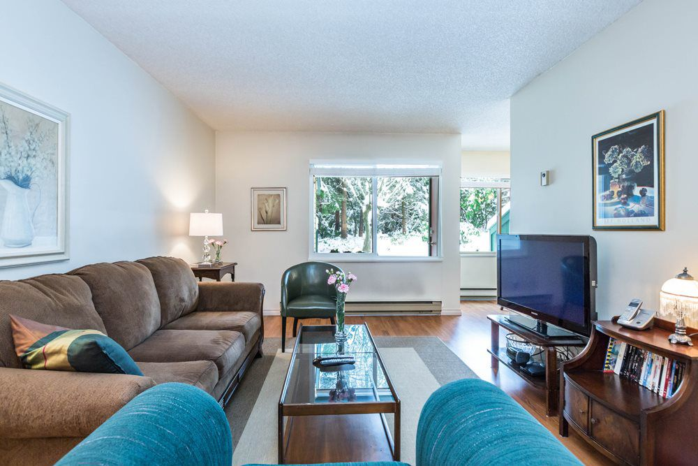 Main Photo: 3428 COPELAND AVENUE in Vancouver: Champlain Heights Townhouse for sale (Vancouver East)  : MLS®# R2138068