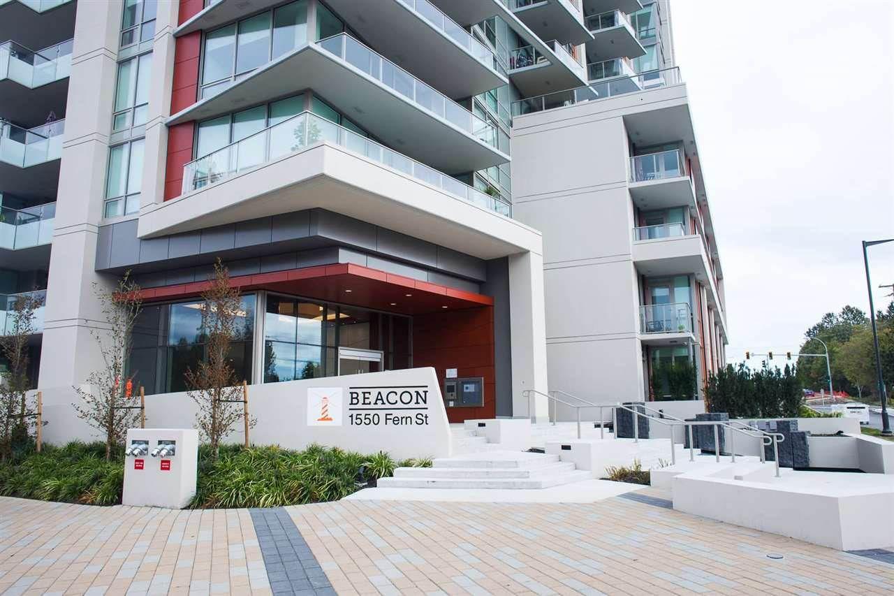"Main Photo: 405 1550 FERN Street in North Vancouver: Lynnmour Condo for sale in ""Beacon @ Seylynn Village"" : MLS®# R2263932"