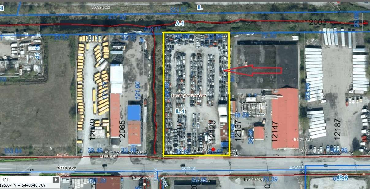Main Photo: 12107-12123 103A AVENUE in North Surrey: Industrial  : MLS®# C8002207