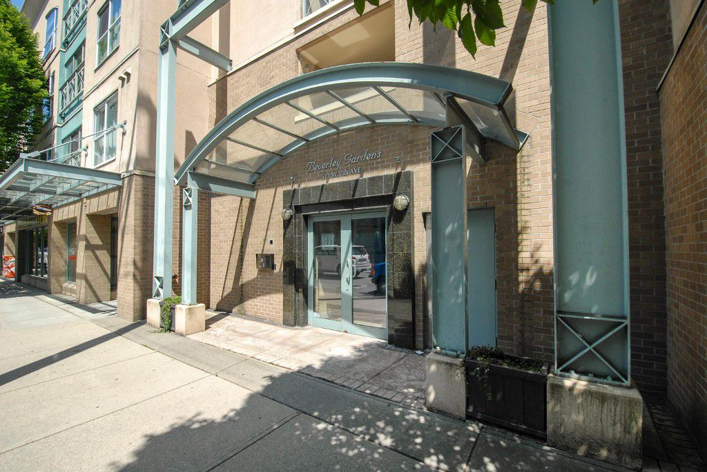Main Photo: # 120 511 W 7TH AV in Vancouver: Fairview VW Condo for sale (Vancouver West)  : MLS®# V1067838