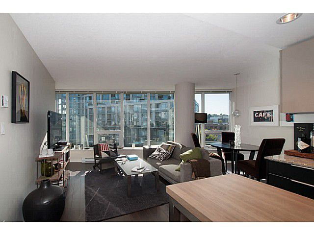 """Main Photo: 509 445 W 2ND Avenue in Vancouver: False Creek Condo for sale in """"Maynards Block"""" (Vancouver West)  : MLS®# V1083992"""