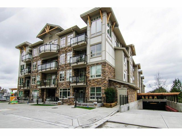 Main Photo: # 210 20861 83RD AV in Langley: Willoughby Heights Condo for sale : MLS®# F1423203