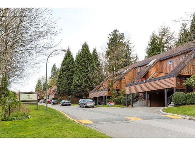 Main Photo: 505 CAMBRIDGE WY in Port Moody: College Park PM Condo for sale : MLS®# V1113323