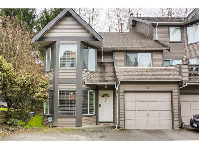 Main Photo: # 29 1251 LASALLE PL in Coquitlam: Canyon Springs Townhouse for sale : MLS®# V1107552