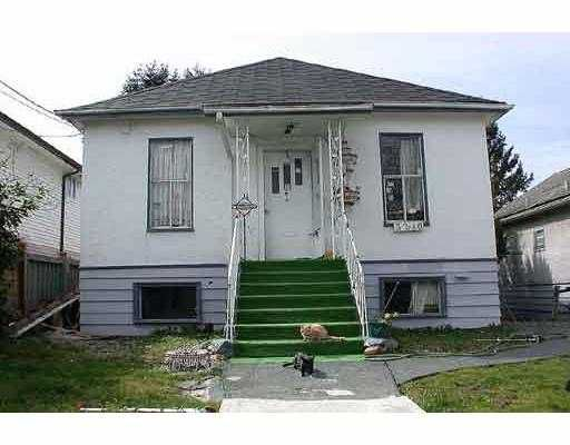 Main Photo: 3240 VANNESS Ave in Vancouver: Collingwood Vancouver East House for sale (Vancouver East)  : MLS®# V613952