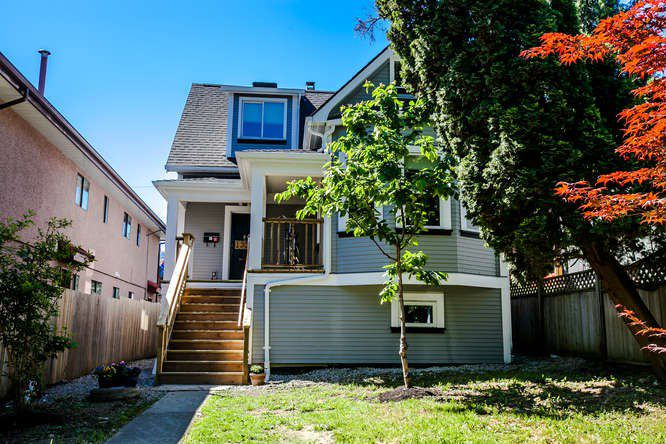 Main Photo: 1354 E 18TH AVENUE in Vancouver: Knight House for sale (Vancouver East)  : MLS®# R2067453