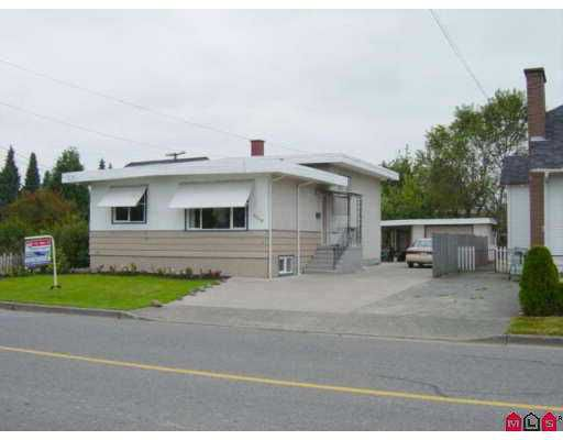 Main Photo: 9564 WILLIAMS ST in Chilliwack: Chilliwack N Yale-Well House for sale : MLS®# H2502947