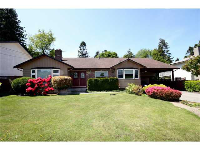 """Main Photo: 1483 55TH Street in Tsawwassen: Cliff Drive House for sale in """"CLIFF DRIVE"""" : MLS®# V952191"""