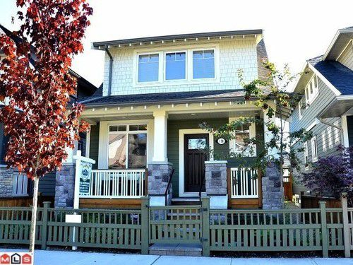 Main Photo: 138 172A Street in South Surrey White Rock: Pacific Douglas Home for sale ()  : MLS®# F1122503