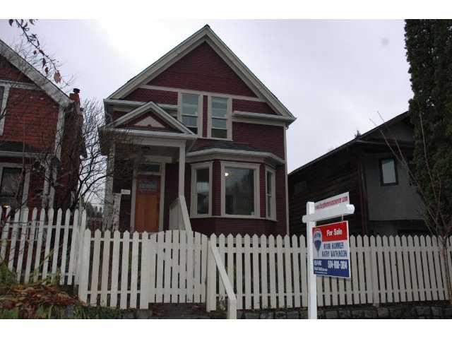 Main Photo: 612 Union Street, Vancouver, V6A 2B9 | Mount Pleasant VE House for sale