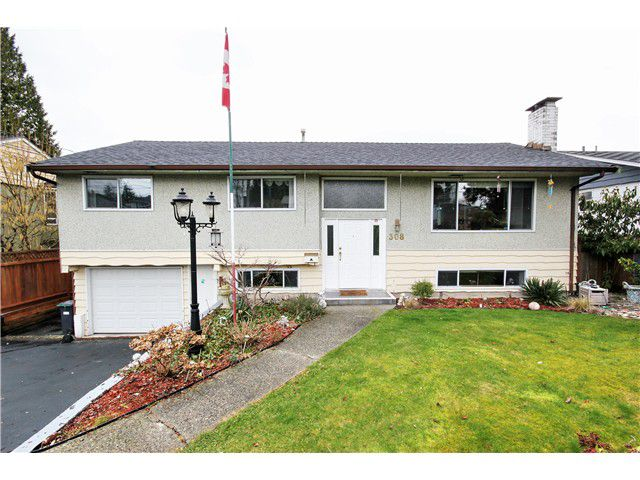 "Main Photo: 308 VALOUR Drive in Port Moody: College Park PM House for sale in ""COLLEGE PARK PORT MOODY"" : MLS®# V993297"