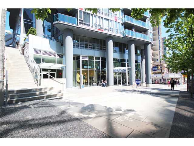 Main Photo: 2609 233 ROBSON Street in Vancouver: Downtown VW Condo for sale (Vancouver West)  : MLS®# V1004568