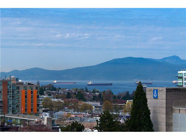 Main Photo: # 604 1355 W BROADWAY ST in Vancouver: Fairview VW Condo for sale (Vancouver West)  : MLS®# V1077006