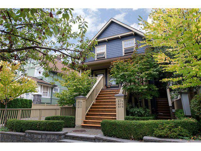 Main Photo: 1870 W 7TH AV in Vancouver: Kitsilano Condo for sale (Vancouver West)  : MLS®# V1085802