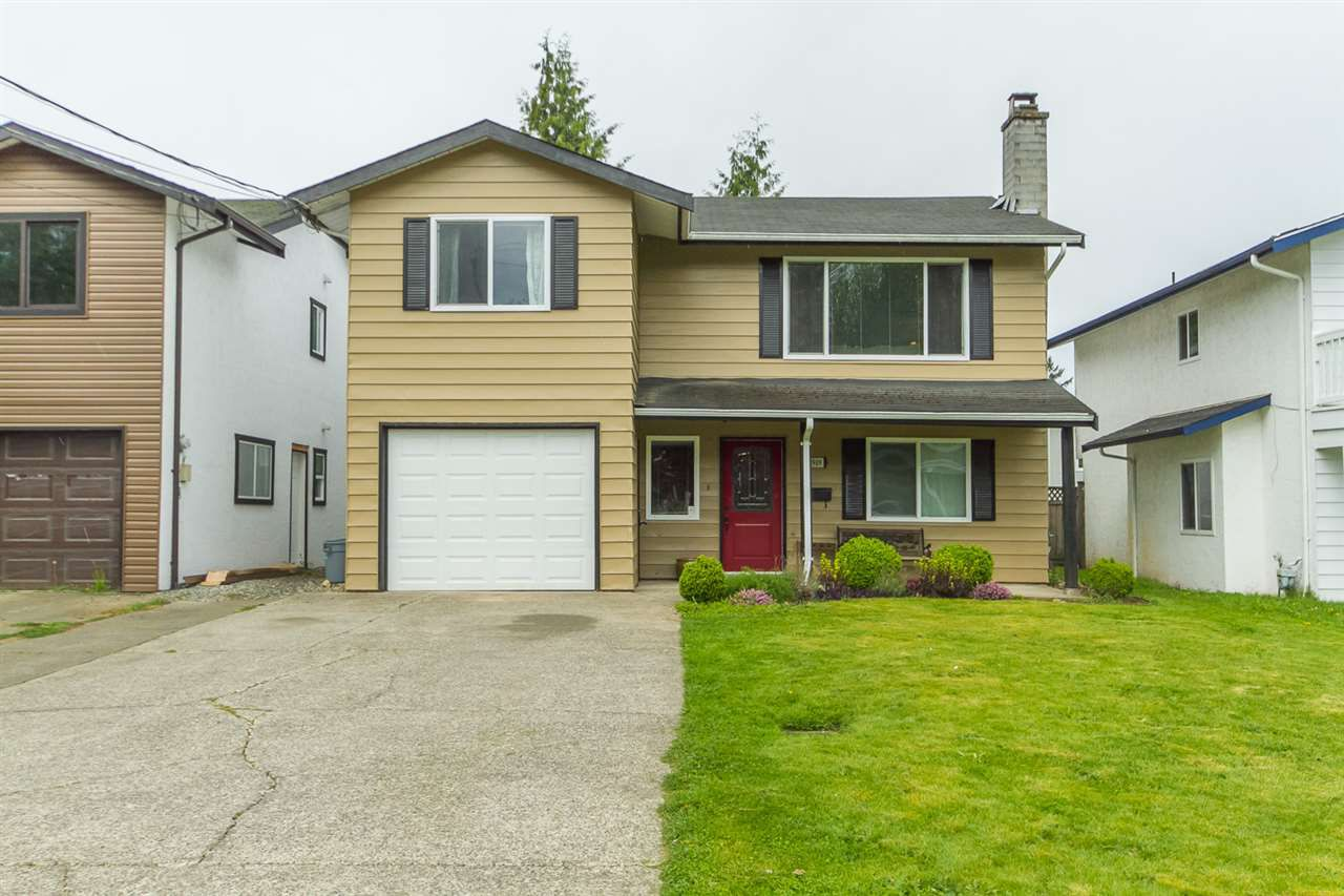 Main Photo: 2909 BABICH STREET in Abbotsford: Central Abbotsford House for sale : MLS®# R2056540