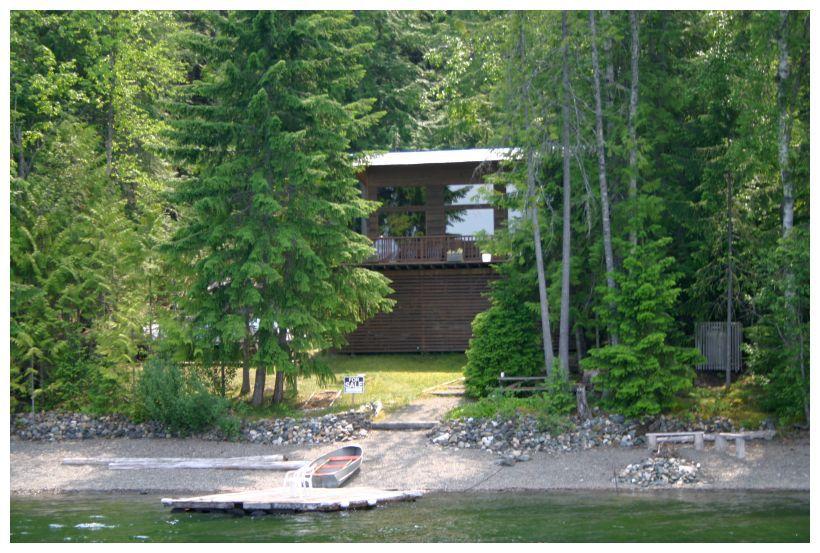 Main Photo: Lot 9 Kali Bay in Eagle Bay: Kali Bay House for sale (Shuswap Lake)  : MLS®# 10125666
