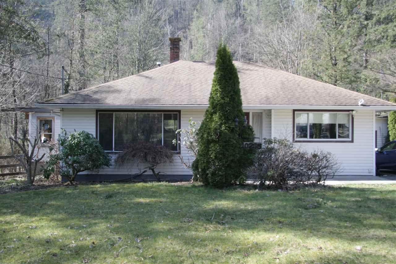 Main Photo: 10235 PARKE ROAD in Mission: Dewdney Deroche House for sale : MLS®# R2353727
