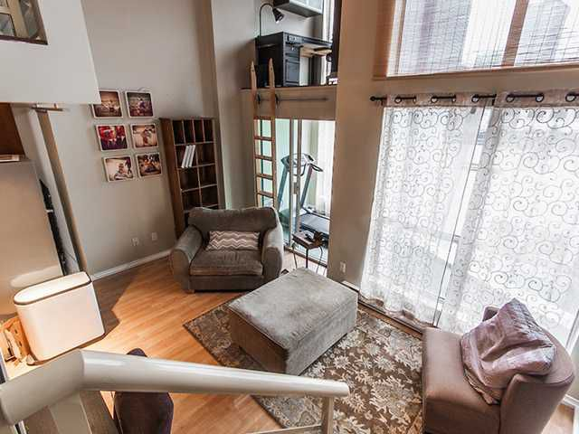 """Main Photo: # 502 933 SEYMOUR ST in Vancouver: Downtown VW Condo for sale in """"THE SPOT"""" (Vancouver West)  : MLS®# V1004672"""