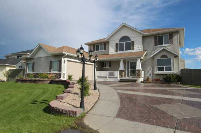 Awesome CURB appeal from the second you walk up the stamped driveway - Stunning at night or day...this home is gorgeous