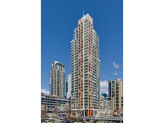 Main Photo: 806 1351 Continental Street in Vancouver: Downtown Condo for sale (Vancouver West)