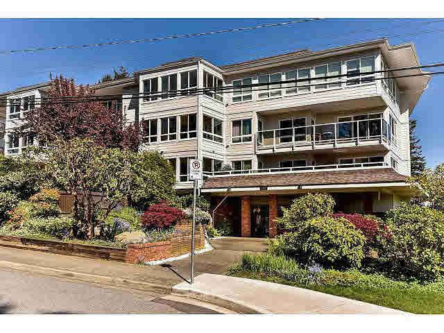 Main Photo: 206 1322 Martin Street in Whiterock: White Rock Condo for sale (South Surrey White Rock)  : MLS®# F1438695
