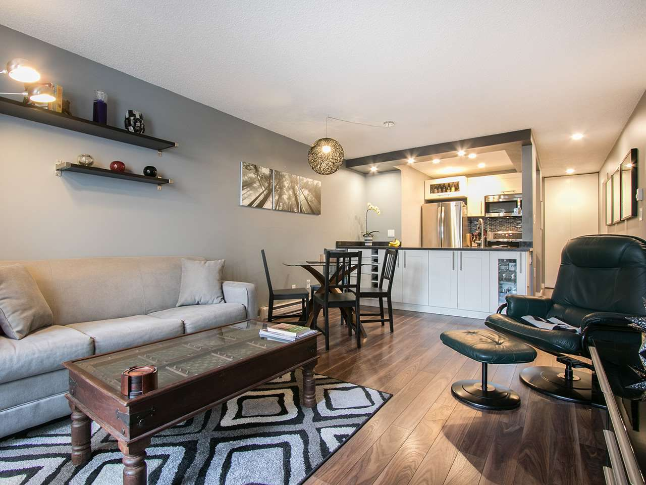 Main Photo: 101 1775 W 10TH AVENUE in Vancouver: Fairview VW Condo for sale (Vancouver West)  : MLS®# R2038742