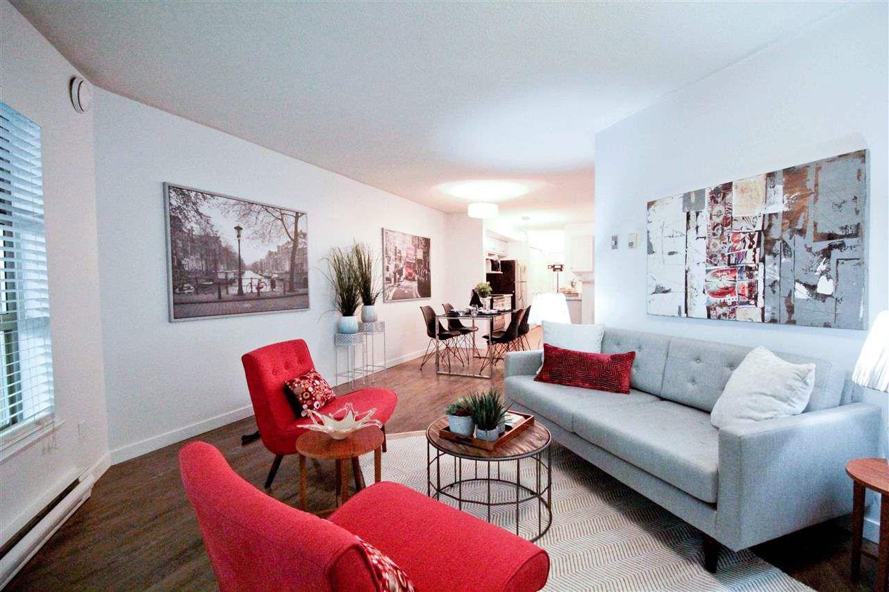 Main Photo: 102 22277 122 AVENUE in : West Central Condo for sale : MLS®# R2309565