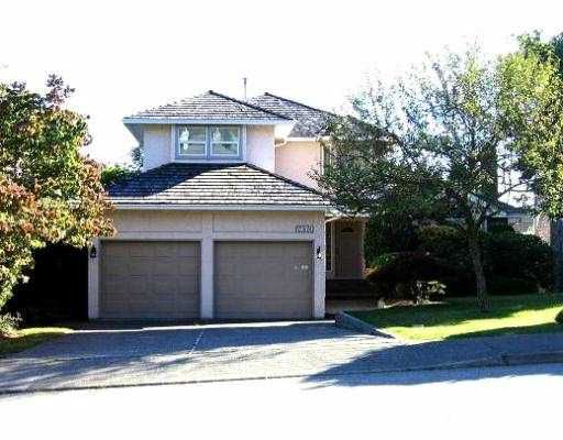 Main Photo: 1430 LANSDOWNE DR in Coquitlam: Upper Eagle Ridge House for sale : MLS®# V557793