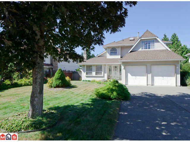 "Main Photo: 15423 91A Avenue in Surrey: Fleetwood Tynehead House for sale in ""Berkshire Park"" : MLS®# F1219981"