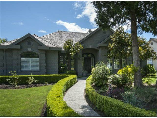 """Main Photo: 13938 30TH Avenue in Surrey: Elgin Chantrell House for sale in """"West Elgin"""" (South Surrey White Rock)  : MLS®# F1313505"""
