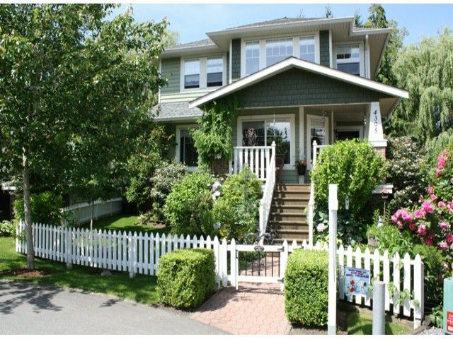 """Main Photo: 4305 PIONEER Court in Abbotsford: Abbotsford East House for sale in """"Pioneer Court"""" : MLS®# F1313612"""