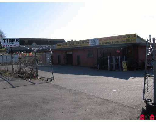 Main Photo: 6925 176TH ST in Cloverdale: Commercial for sale : MLS®# F3100433