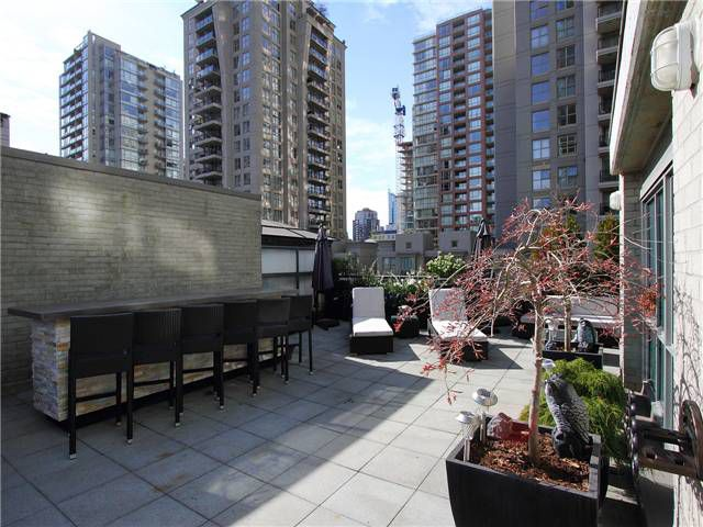 Main Photo: # 310 928 RICHARDS ST in Vancouver: Yaletown Condo for sale (Vancouver West)  : MLS®# V1057838