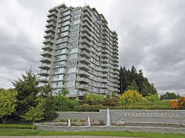 """Main Photo: 1005 2688 WEST Mall in Vancouver: University VW Condo for sale in """"PROMONTORY"""" (Vancouver West)  : MLS®# V1073821"""