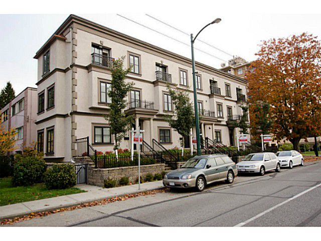 """Main Photo: 2165 - 2195 ALMA Street in Vancouver: Point Grey House Fourplex for sale in """"GREY'S POINT"""" (Vancouver West)  : MLS®# V1074824"""