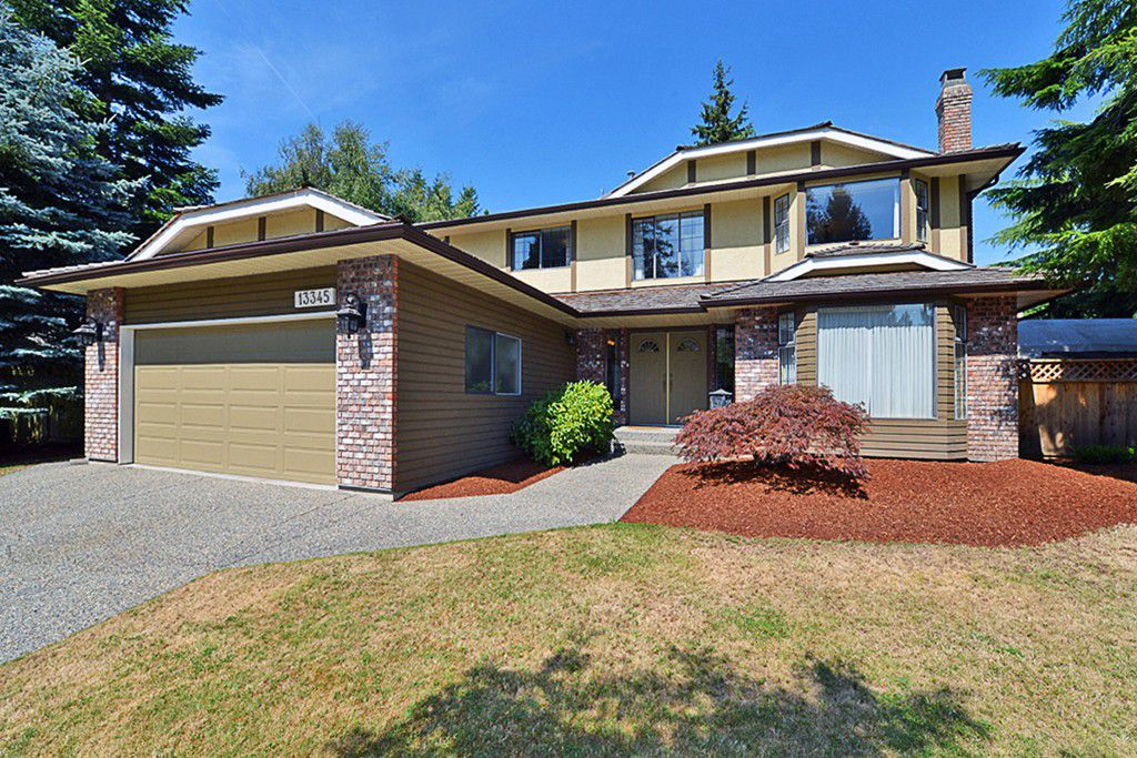 "Main Photo: 13345 18A Avenue in Surrey: Crescent Bch Ocean Pk. House for sale in ""Chatham Woods"" (South Surrey White Rock)  : MLS®# F1419774"