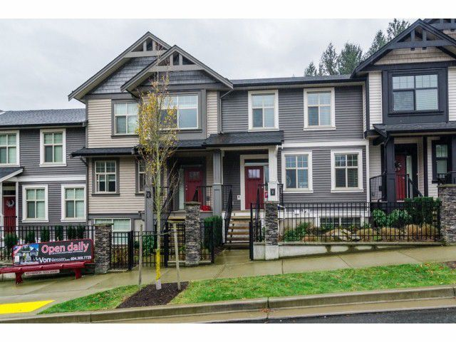 Main Photo: # 44 35298 MARSHALL RD in Abbotsford: Abbotsford East Condo for sale : MLS®# F1427797