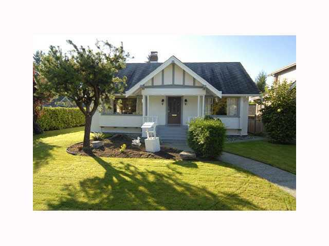 Main Photo: 3308 W 37th Avenue in Vancouver: Dunbar House for sale (Vancouver West)