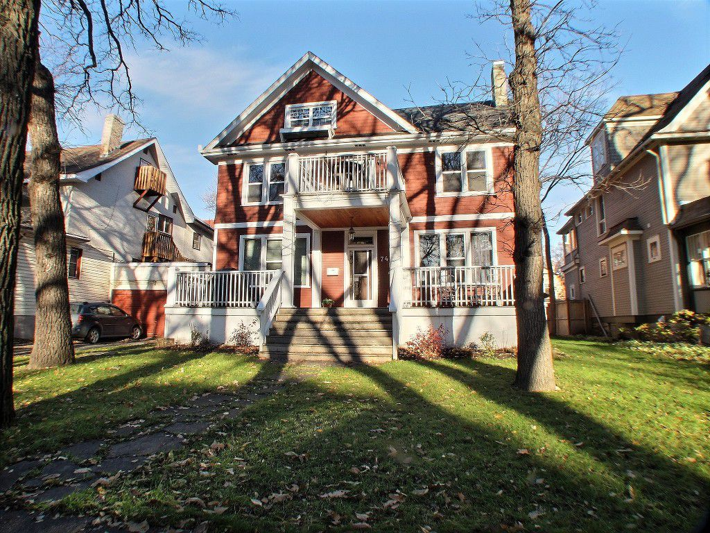 Main Photo: 747 McMillan Avenue in Winnipeg: Fort Rouge / Crescentwood / Riverview Residential for sale (South Winnipeg)  : MLS®# 1611579