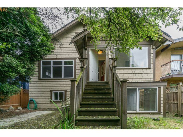 Main Photo: 2165 E 1ST AVENUE in Vancouver: Grandview VE House for sale (Vancouver East)  : MLS®# R2067237