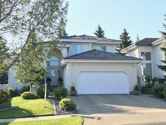 Main Photo: 1035 Carter Crest Road in EDMONTON: House for sale