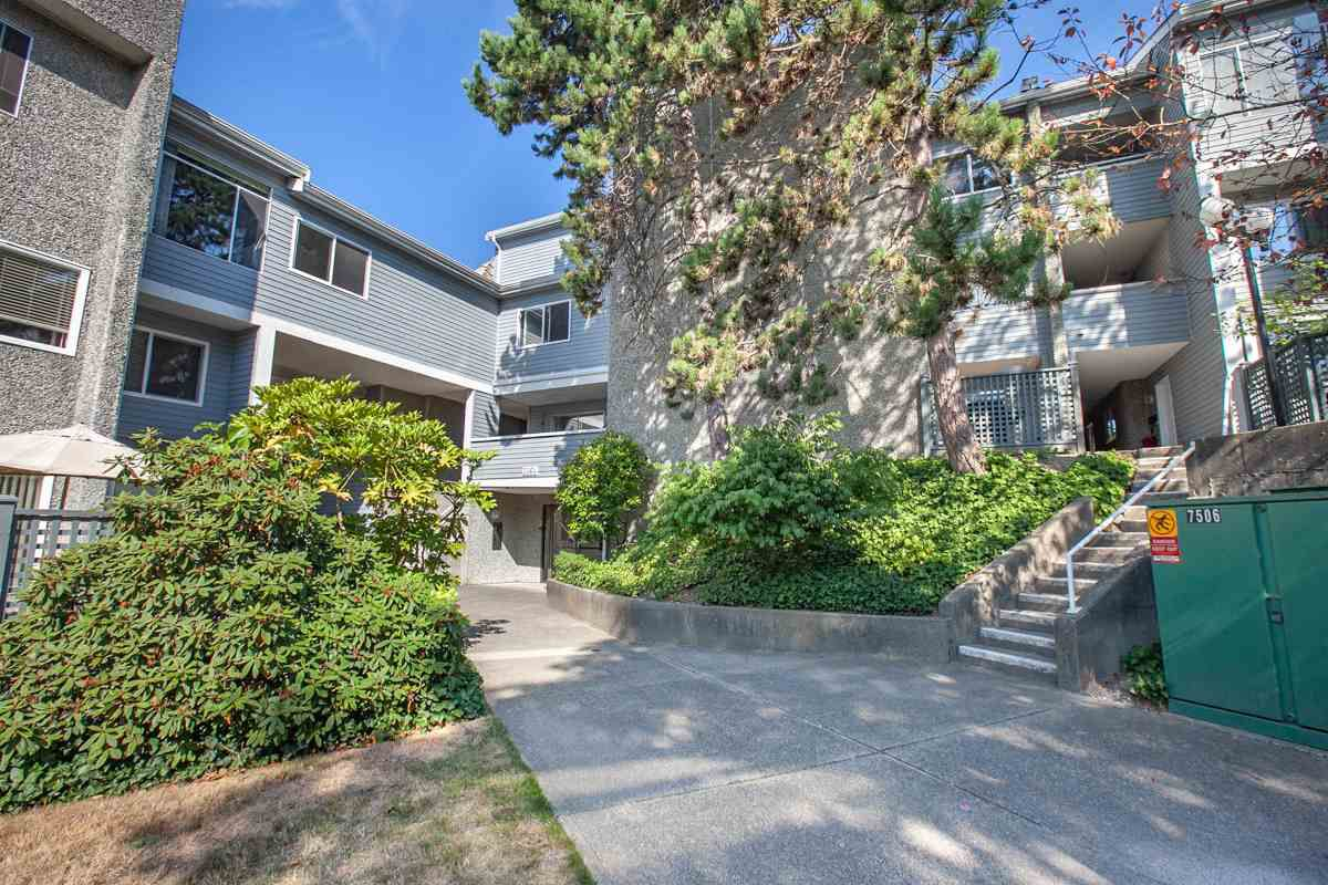 Main Photo: 437 3364 MARQUETTE CRESCENT in Vancouver: Champlain Heights Condo for sale (Vancouver East)  : MLS®# R2304679