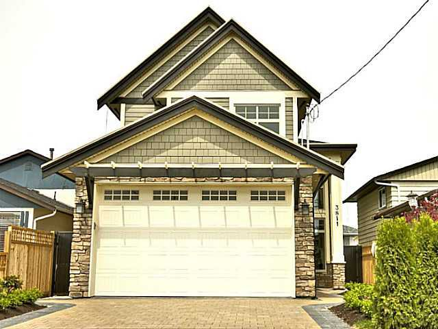 "Main Photo: 3811 REGENT Street in Richmond: Steveston Villlage House for sale in ""STEVESTON VILLAGE"" : MLS®# V979542"