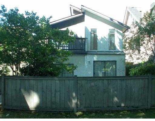 Main Photo: 2663 - 2665 W 6TH AV in : Kitsilano House for sale : MLS®# V550963