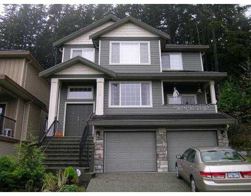 Main Photo: 3398 PLATEAU BV in Coquitlam: Westwood Plateau House for sale : MLS®# V563873